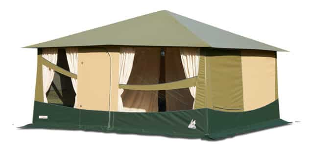 Tenda New Camp